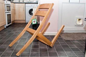 Ikean väärinkasattu tuoli