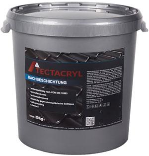 Tectacryl-puolihimmeä kattopinnoite / 6W019